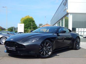 Aston Martin DB11 V8 2dr Touchtronic 4.0 Automatic Coupe (2018) image