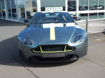 Aston Martin V Vantage S Coupe AMR Dr Door Coupe At - Aston martin vantage s