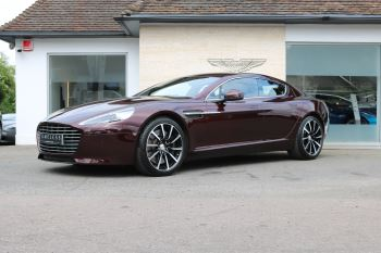 Aston Martin Rapide S V12 [552] 4dr Touchtronic III 5.9 Automatic 5 door Saloon (2014) image
