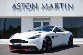 Aston Martin Vanquish S V12 [595] S 2+0 2dr Touchtronic 5.9 Automatic Coupe (2018) image
