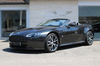 Aston Martin V8 Vantage S Roadster S 2dr Sportshift 4.7 Automatic Roadster (2014)
