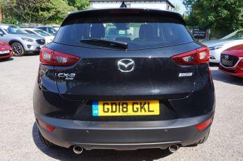 Mazda CX-3 1.5d Sport Nav 5dr AWD image 4 thumbnail