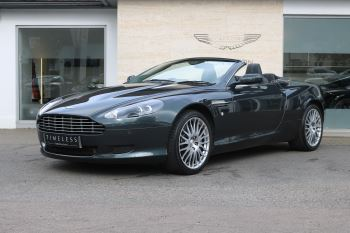 Aston Martin DB9 V12 2dr Volante Touchtronic [470] 5.9 Automatic Convertible (2010)