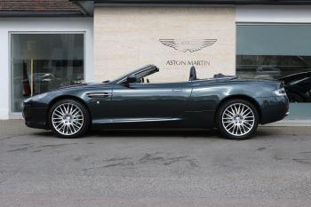 Aston Martin DB9 V12 2dr Volante Touchtronic [470] image 2 thumbnail