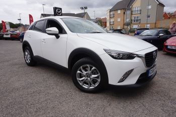 Mazda CX-3 2.0 SE-L Nav Automatic 5 door Hatchback (2015) image