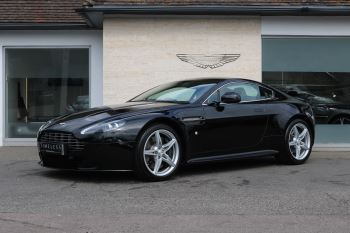 Aston Martin V8 Vantage Coupe S 2dr 4.7 3 door Coupe (2016)