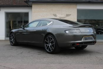 Aston Martin Rapide S V12 [552] 4dr Touchtronic III Auto image 7 thumbnail