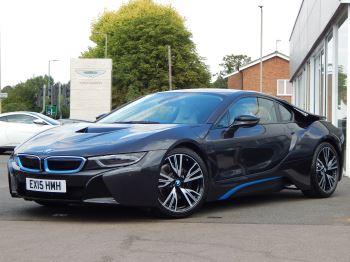 BMW i8 2dr 1.5 Petrol/Electric Automatic Coupe (2015 BMW I8) image