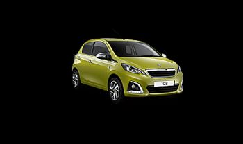 Peugeot 108 1.0 Collection 5dr thumbnail image