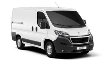 Peugeot Boxer Van - Now available at Warrington Motors thumbnail image