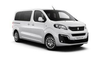 Peugeot Traveller 1.5 BlueHDi 120 Active Standard [8 Seat] 5dr