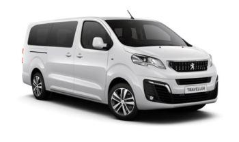 Peugeot Traveller 2.0 BlueHDi 180 Allure Long [8 Seat] 5dr EAT6
