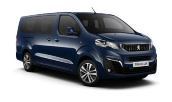 Peugeot Traveller 1.6 BlueHDi 115 Active Long [8 Seat] 5dr