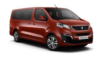 Peugeot Traveller 2.0 BlueHDi 180 Allure Long [8 Seat] 5dr EAT8