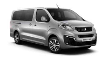 Peugeot Traveller 2.0 BlueHDi 180 Allure Long 5dr EAT8
