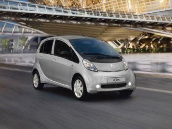 Peugeot Ion 5dr Auto thumbnail image