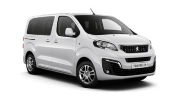 Peugeot Traveller Business 1.6 BlueHDi 115 Standard [9 Seat] 5dr