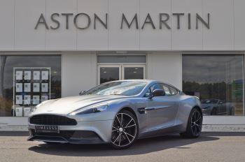 Aston Martin Vanquish V12 2+2 2dr Touchtronic 5.9 Automatic Coupe (2013) image