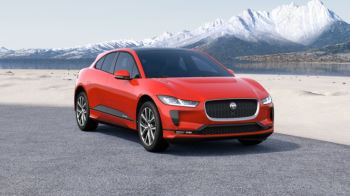 Jaguar I-PACE 90kWh EV400 First Edition SPECIAL EDITION Electric Automatic 5 door Estate (18MY) image