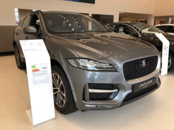 Jaguar F-PACE 2.0d R-Sport AWD Diesel Automatic 5 door Estate (16MY) image