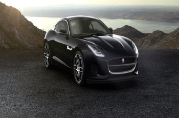 Jaguar F-TYPE 3.0 (380) Supercharged V6 R-Dynamic Automatic 2 door Coupe (17MY)