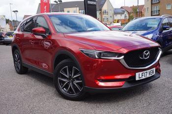 Mazda CX-5 2.2d Sport Nav 5dr Diesel Automatic Estate (2017) image