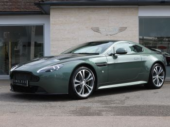 Aston Martin V12 Vantage S Coupe 2dr Sportshift III 5.9 Automatic Coupe (2015)