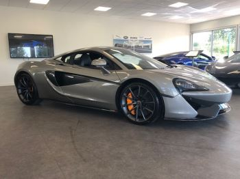 McLaren 570S Coupe V8 SSG 3.8 Automatic 2 door Coupe (15MY)