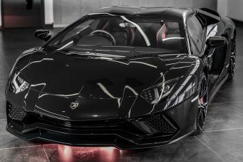 Lamborghini Aventador S Roadster LP 740-4 S 2dr ISR 6.5 Automatic Roadster (2018) image