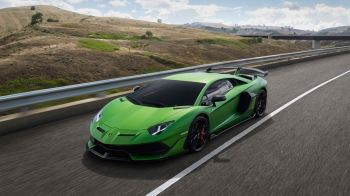 Lamborghini Aventador SVJ Coupe - Real Emotions Shape The Future image 4 thumbnail