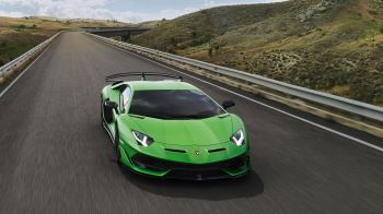 Lamborghini Aventador SVJ Coupe - Real Emotions Shape The Future image 5 thumbnail