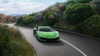 Lamborghini Aventador SVJ Coupe - Real Emotions Shape The Future image 7 thumbnail