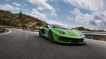 Lamborghini Aventador SVJ Coupe - Real Emotions Shape The Future image 8 thumbnail