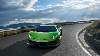 Lamborghini Aventador SVJ Coupe - Real Emotions Shape The Future image 9 thumbnail