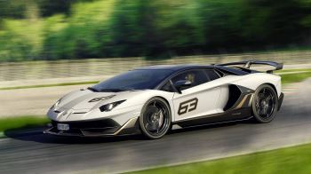 Lamborghini Aventador SVJ Coupe - Real Emotions Shape The Future image 14 thumbnail
