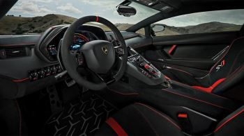 Lamborghini Aventador SVJ Coupe - Real Emotions Shape The Future image 15 thumbnail