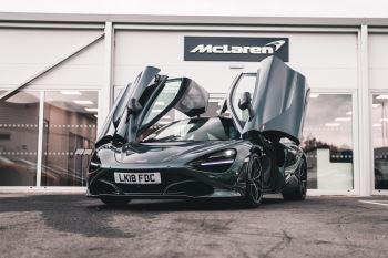 McLaren 720S Performance V8 Coupe SSG image 8 thumbnail