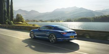 Bentley New Continental GT - The quintessential grand tourer image 3 thumbnail