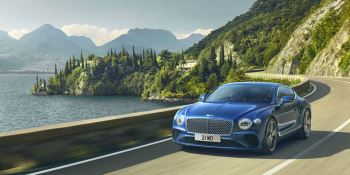 Bentley New Continental GT - The quintessential grand tourer image 1 thumbnail