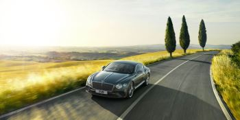 Bentley New Continental GT - The quintessential grand tourer image 5 thumbnail