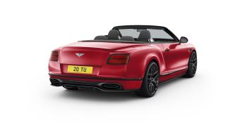 Bentley Continental Supersports Convertible - Takes exhilaration to another level image 2 thumbnail
