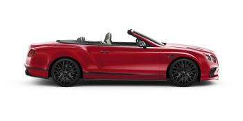 Bentley Continental Supersports Convertible - Takes exhilaration to another level image 3 thumbnail