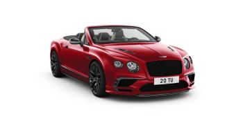 Bentley Continental Supersports Convertible - Takes exhilaration to another level image 1 thumbnail