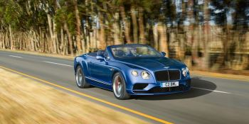 Bentley Continental GT Speed Convertible - Take in more of every spectacular journey image 4 thumbnail