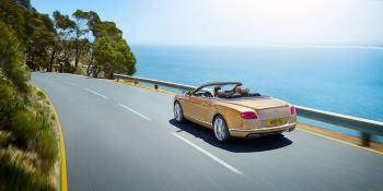 Bentley Continental GT Convertible - The convertible that soothes or stirs the soul image 2 thumbnail