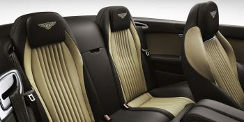Bentley Continental GT Convertible - The convertible that soothes or stirs the soul image 3 thumbnail