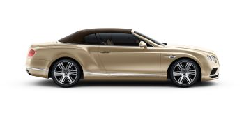 Bentley Continental GT Convertible - The convertible that soothes or stirs the soul image 5 thumbnail