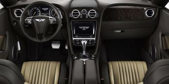Bentley Continental GT Convertible - The convertible that soothes or stirs the soul image 7 thumbnail