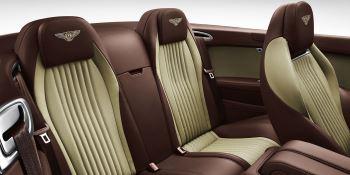 Bentley Continental GT V8 Convertible - A powerful, convertible grand tourer image 9 thumbnail