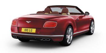 Bentley Continental GT V8 Convertible - A powerful, convertible grand tourer image 6 thumbnail